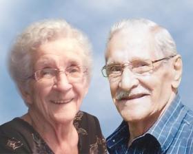 Gagnon, Marcel et son  épouse Yvonne St-Onge 40564a10