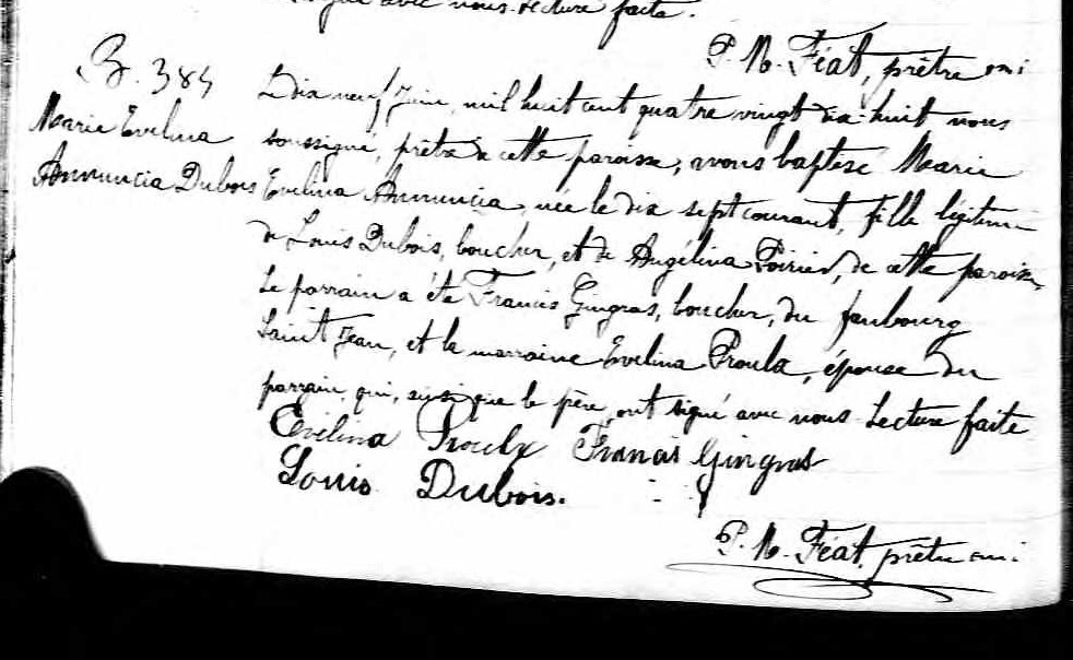 Dubois & Poirier Baptym15