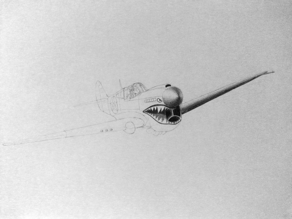 P-40E 20150310