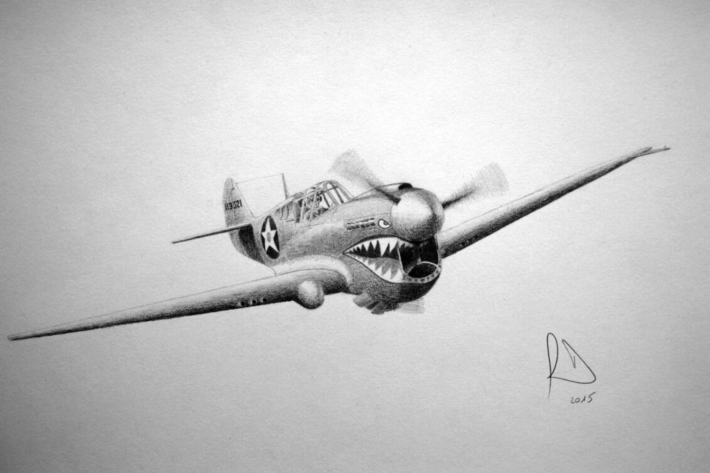P-40E Img_5210