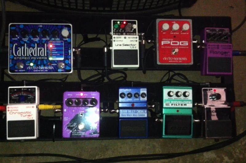 show us yours pedalboards / stacked rackmount effects Img_4310