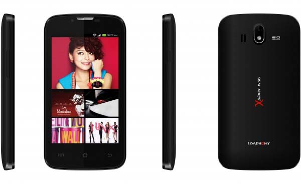 Online Price of Symphony Xplorer W66 in India and Full Specs  Online55