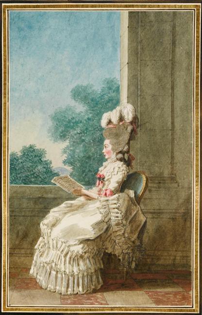 Louise-Henriette-Caroline de Hesse-Darmstadt, une amie de Marie-Antoinette - Page 2 2daee810