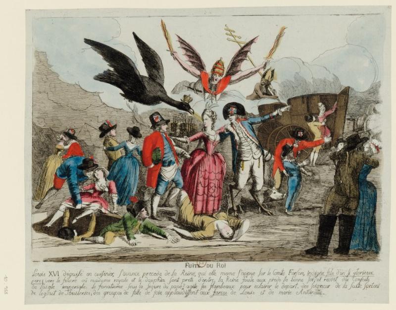 La fuite vers Montmédy et l'arrestation à Varennes, les 20 et 21 juin 1791 - Page 6 Fuite_10