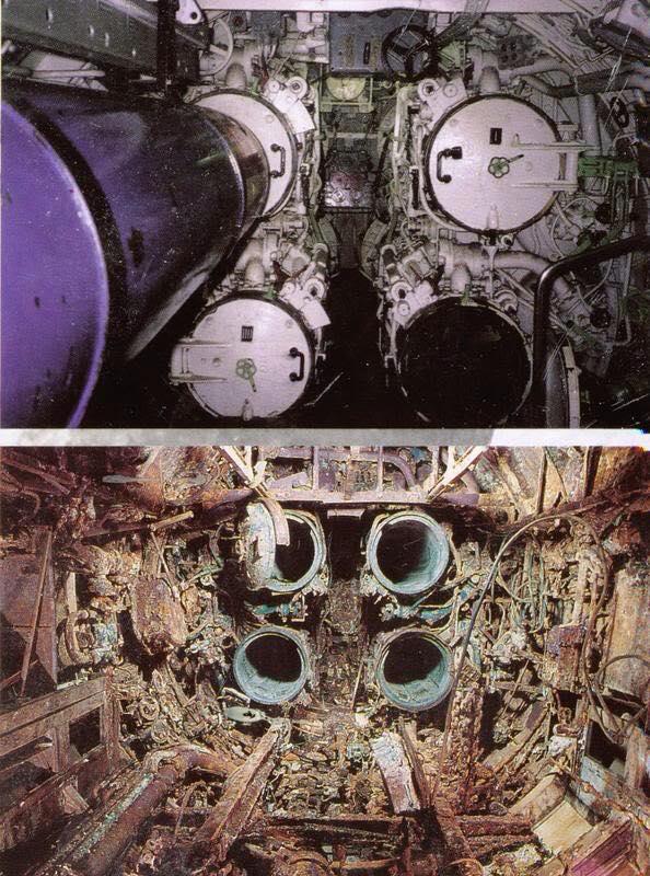 le U-534 renfloué S1410