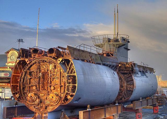 le U-534 renfloué S1710