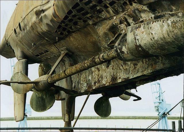 le U-534 renfloué S1810
