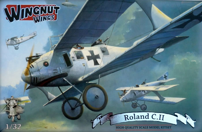 roland CII 1/32 wingnut wing Box10