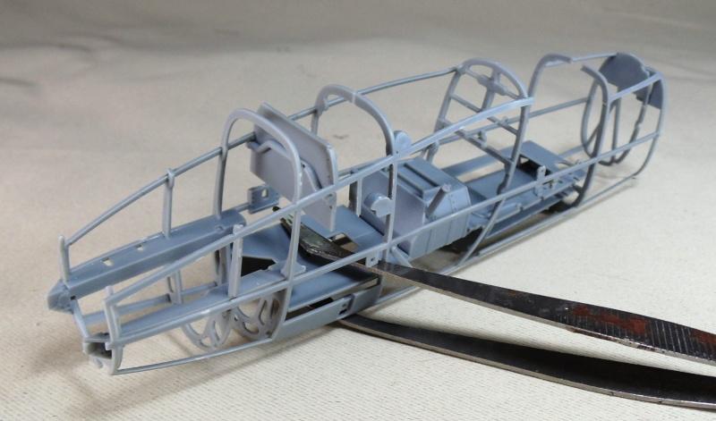 roland CII 1/32 wingnut wing Cocpit10
