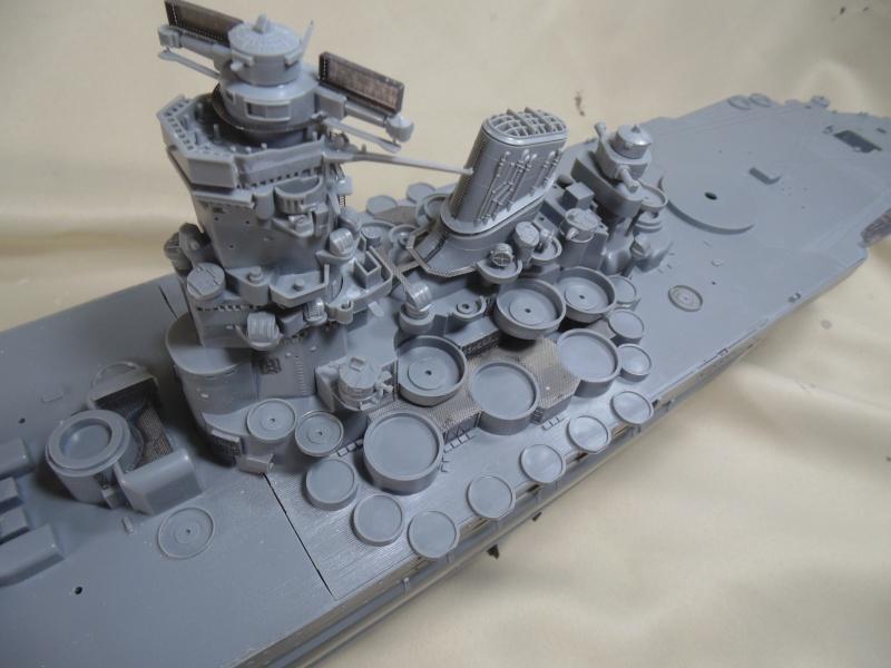 Yamato Tamiya 1/350 par jeanluc84 - Page 2 Dsc00820