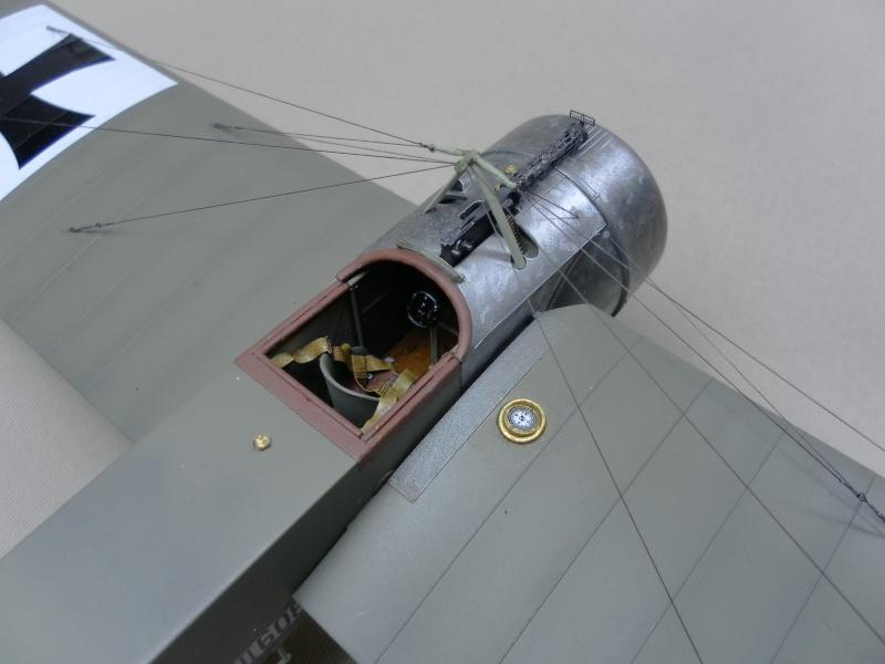 fokker EIII 1/32 wingnut wings F110