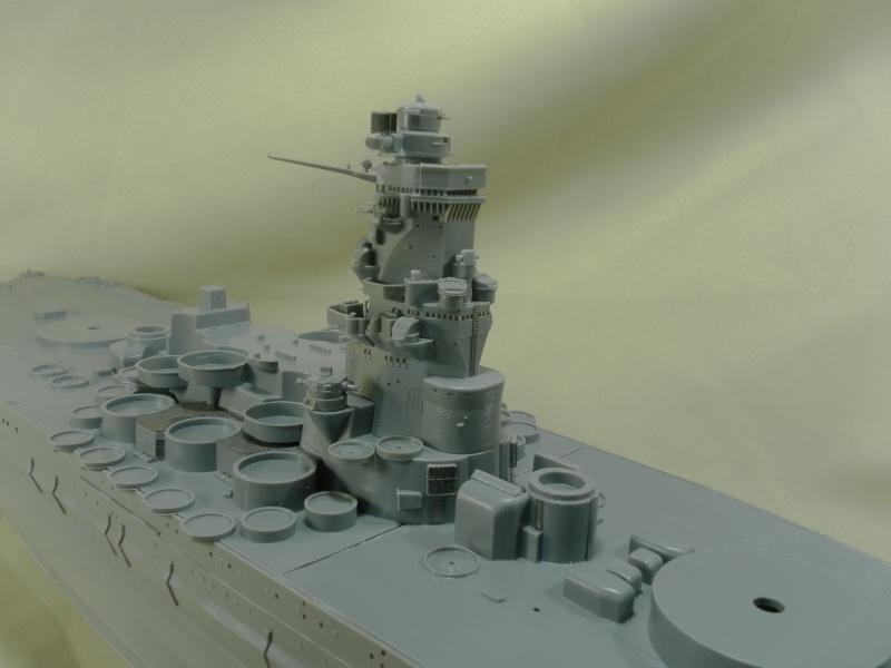 Yamato Tamiya 1/350 par jeanluc84 - Page 2 Sam_2925