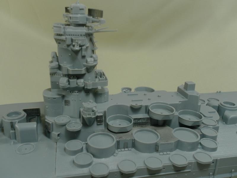 Yamato Tamiya 1/350 par jeanluc84 - Page 2 Sam_2927
