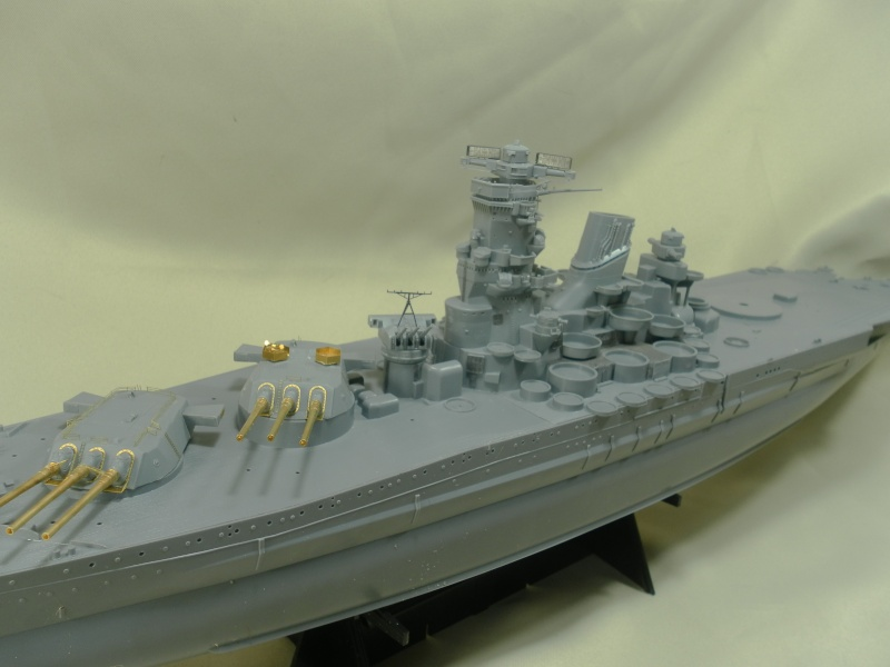 Yamato Tamiya 1/350 par jeanluc84 - Page 2 Sam_2928