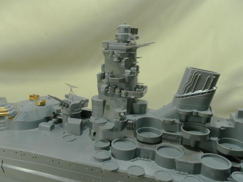 Yamato Tamiya 1/350 par jeanluc84 - Page 2 Sam_2929