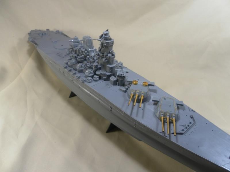 Yamato Tamiya 1/350 par jeanluc84 - Page 2 Sam_3010