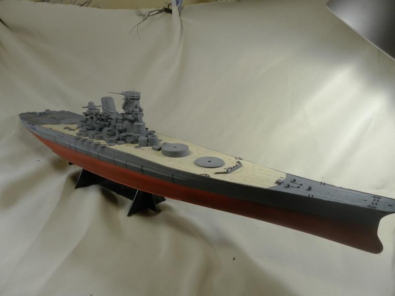 Yamato Tamiya 1/350 par jeanluc84 - Page 2 Sam_3143