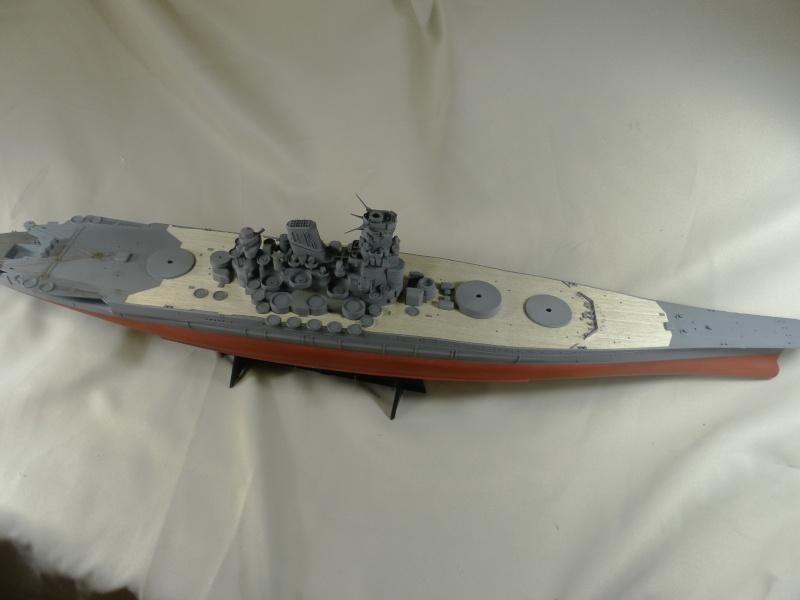 Yamato Tamiya 1/350 par jeanluc84 - Page 2 Sam_3147
