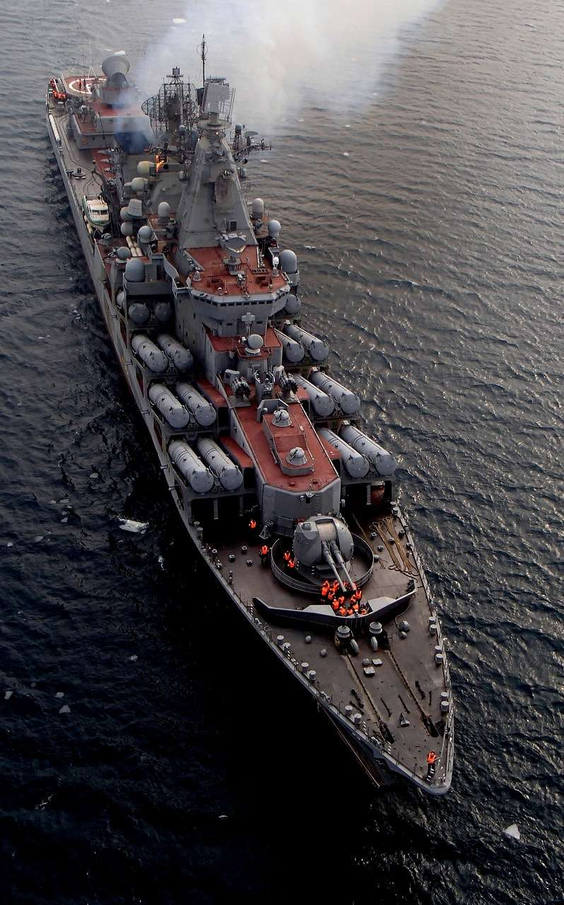 croiseur russe classe Varyag 1/350 par jeanluc84 Y3rjfj11