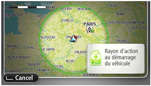 Cartographie Europe - GPS ? 2015-026