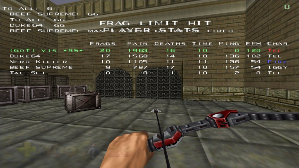 """New clan founded - Got which stands for """"Guardians of Turok"""" - Page 11 Turok143"""