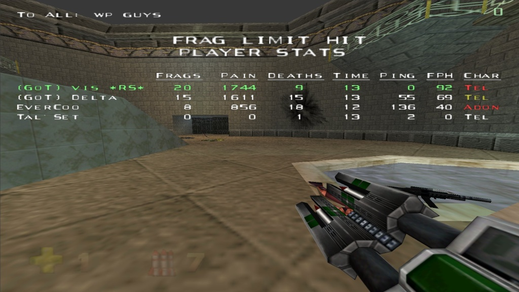 """New clan founded - Got which stands for """"Guardians of Turok"""" - Page 11 Turok150"""