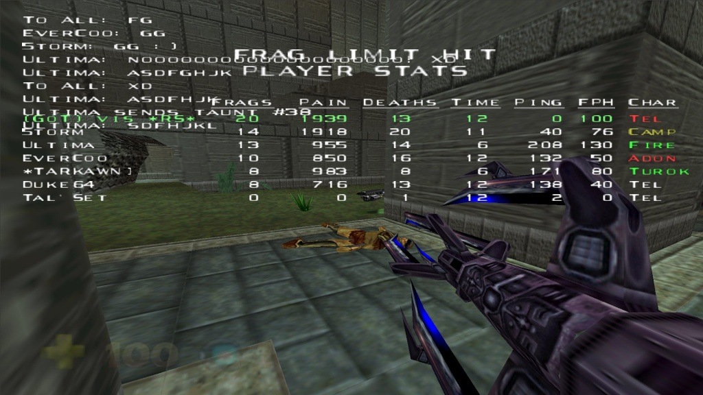 """New clan founded - Got which stands for """"Guardians of Turok"""" - Page 11 Turok157"""