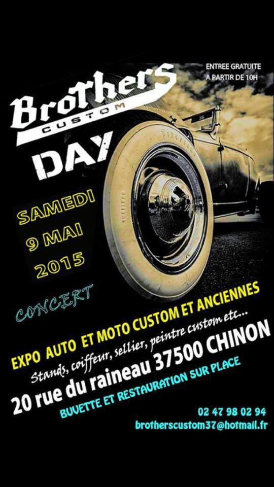 Brother Custom Day à CHINON 21994_11