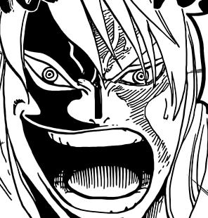 One Piece Kapitel 908: Die Reverie beginnt Auge210