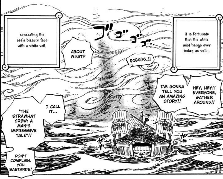 One Piece Kapitel 954: Wie einem Drachen Flügel geben   Thb10