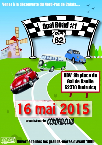 1ERE EDITION DU RALLYE D'AUDRUICQ Rallye10