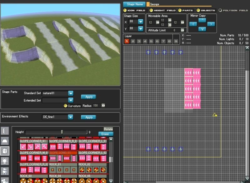 Stage Editor tutorial Stagee11