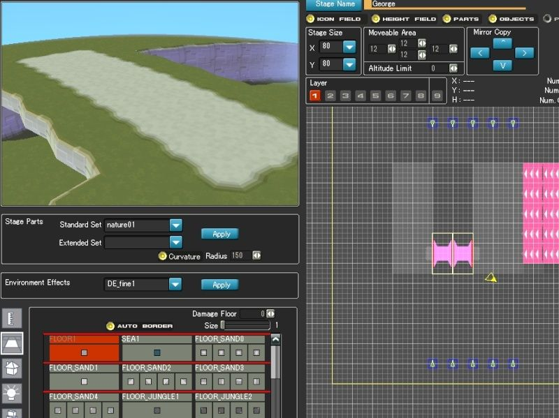 Stage Editor tutorial Stagee14