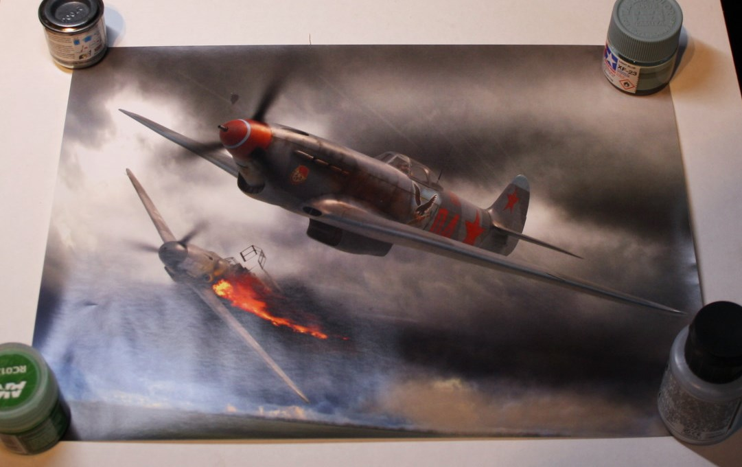 Yak  9   T/M   silverwings   1/32 Img_5841