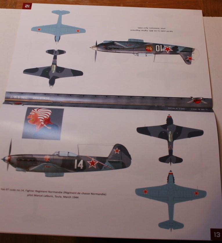Yak  9   T/M   silverwings   1/32 Img_5849