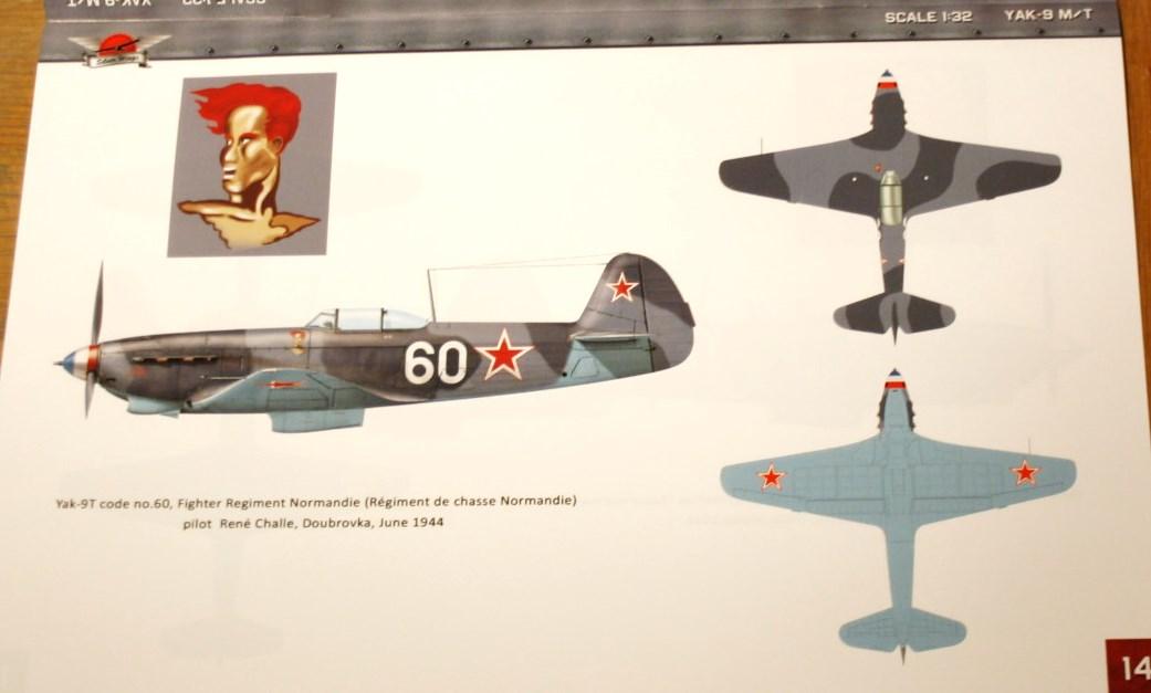 Yak  9   T/M   silverwings   1/32 Img_5911