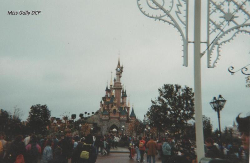 Trips vintages de Miss Gally à Disneyland Paris Disney12