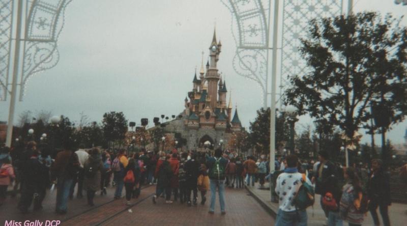 Trips vintages de Miss Gally à Disneyland Paris Disney15