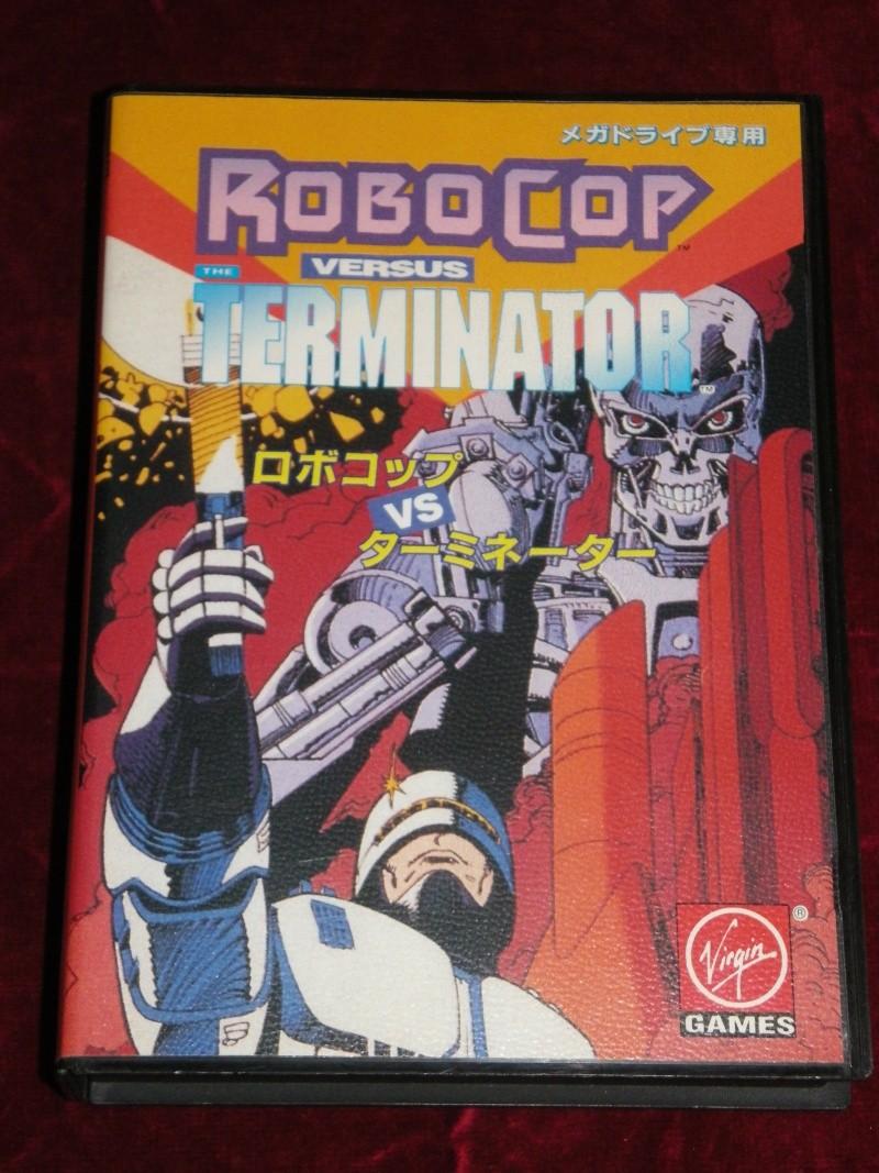 Robocop vs Terminator Jap Megadrive Vrai ou faux ??? Avis d'expert demande Please   Imgp6610