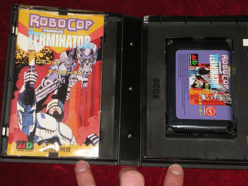 Robocop vs Terminator Jap Megadrive Vrai ou faux ??? Avis d'expert demande Please   Imgp6612
