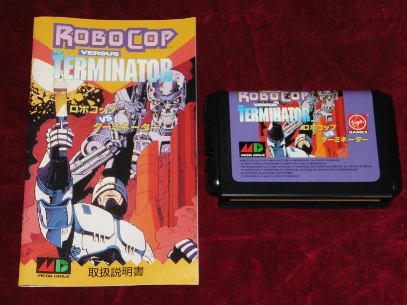 Robocop vs Terminator Jap Megadrive Vrai ou faux ??? Avis d'expert demande Please   Imgp6613