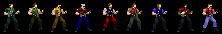 Barry burton from resident evil released. Barry_10