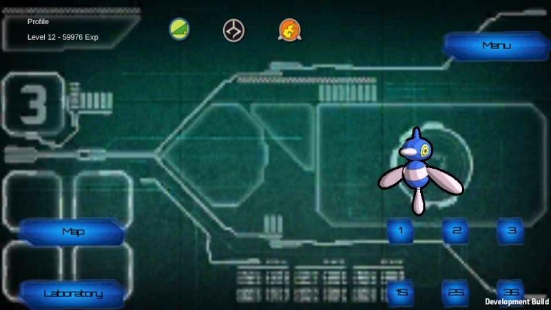 Projet jeux amateur Pokemon Screen13