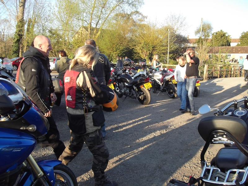 Langport bike night 22 April 2015 Dscf4229