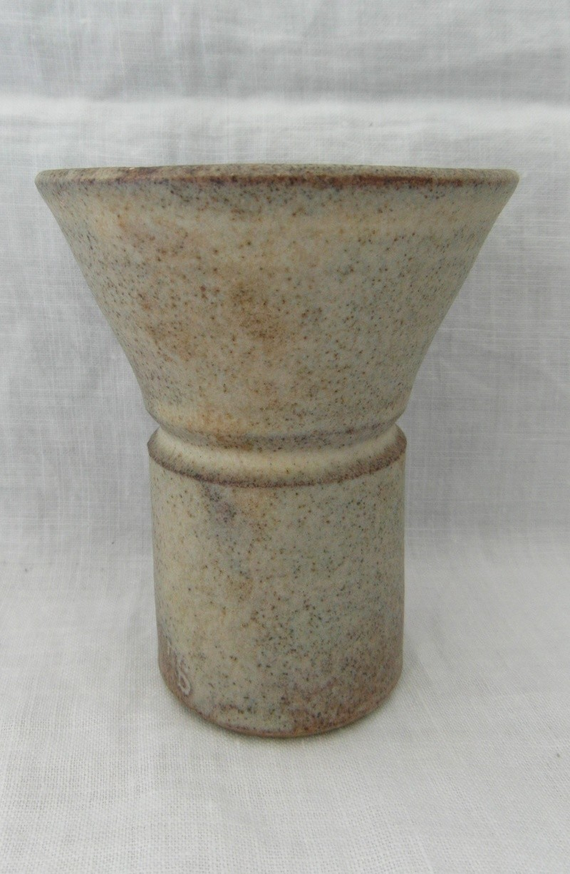 Finely thrown stoneware with lively glaze. Sam_4810