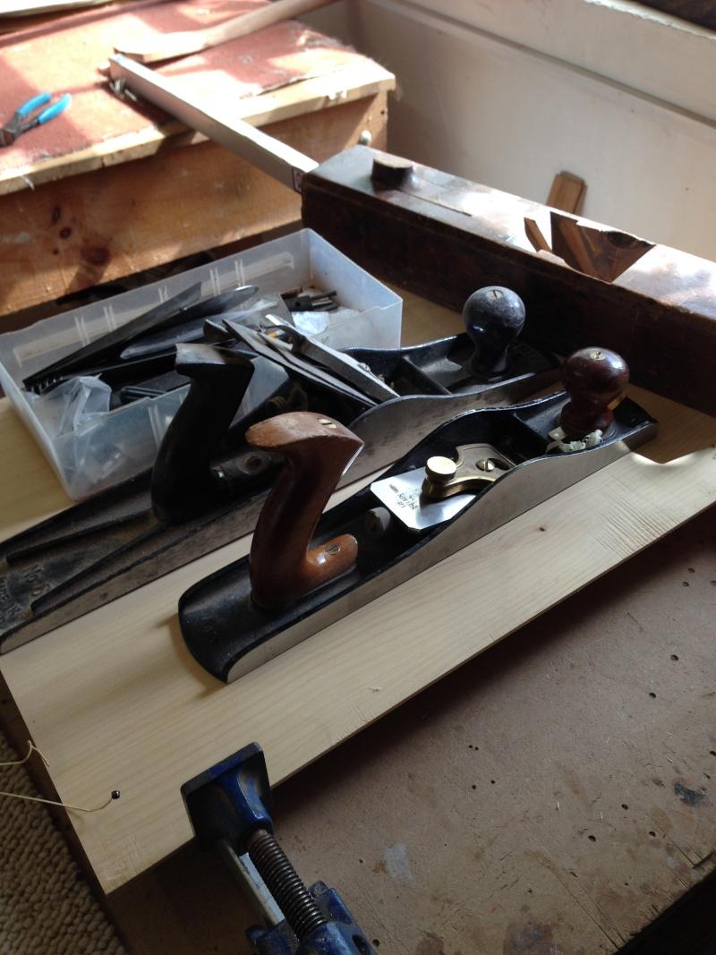 construction d une guitare blanca 00311