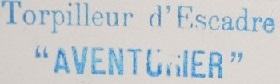 * AVENTURIER (1914/1938) * 174_0010