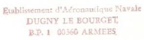 * DUGNY - LE BOURGET * 200-1210