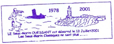 * OUESSANT (1978/2007) * 201-0710