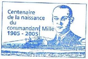 * HOUILLES, Centre Commandant Millé * 205-1010